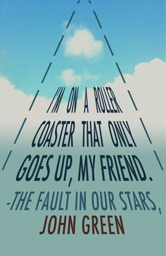 Augustus Waters from The Fault in Our Stars by John Green