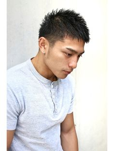 Hair Designs For Men, Epic Hair, Taper Fade Haircut, Asian Men Hairstyle, Super Short Hair, Good Looking Men, Jacket Style, How To Look Better, Short Hair Styles