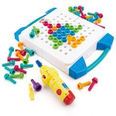 Design & Drill Take Along Tool Kit - All Toys - Toys