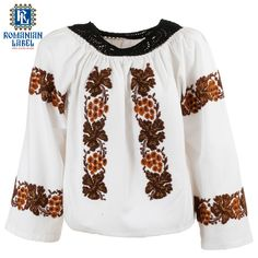 $204 Tiny brown and orange beads create a unique sewed tale of traditions and cultural values that go beyond time Unique Vintage, Culture, Traditional, Beads, Brown, Blouses, Orange, Create, Tops