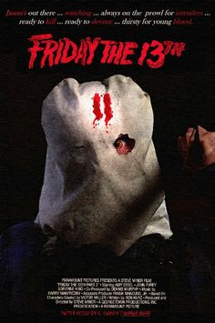 Friday The 13th Part II - Jason Voorhees