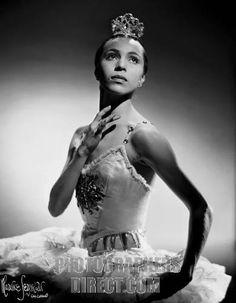 Maria Tallchief- First Native American Prima Ballerina