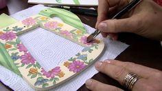 Mulher.com 16/09/2014 - Placa Regador Casa Passarinho Pintura MDF por Cr...