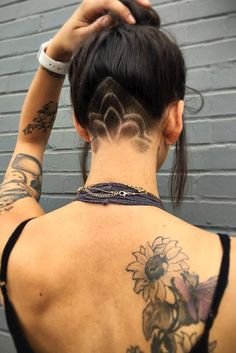 Stunning Undercut Hair Designs picture 4