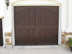 This is an example of an arch-style door that we did for one of our client.  (San Antonio, TX)