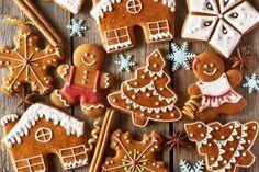 recette de Noël de gâteau de Noël