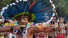 Brasil celebrará la primera edición de Juegos Mundiales de Indígenas