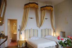 Isabelle de Poissy : lits jumeaux ou lit double extra large ?