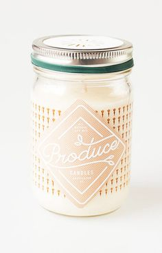 Produce Candles Chicory
