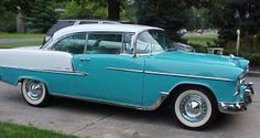 Yesterday the AC on my nice SUV went on the blink but having to roll down the windows brought back great memories of vacations as a kid in a 1955 Chevy. We packed a jug of ice water and wore scarves to keep our hair in place. Does anyone else remember pre-AC roadtrips?