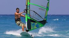 super conditions pour le windsurf à Rhodes Rhodes, Stage, France, Couple, World, Windsurfing, Speak French, Vacation, The World