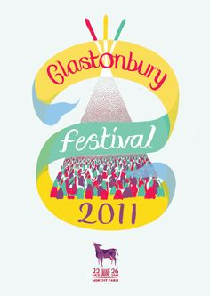 festival poster : natashadurley Summer Fest, Summer Poster, Festival Posters, Graphic Illustration, Inspire Me, Festivals, Advertising Ideas, 2d Design, Mood