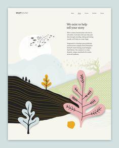 Dribbble - by Mike Kus Website Design Layout, Book Design Layout, Web Layout, Website Design Inspiration, Web Design Tools, Bee Design, Tool Design, Medical Design, Business Illustration