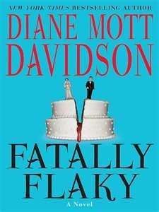 Diane Mott Davidson, recipes included... all her books are funny and make you want to cook something!