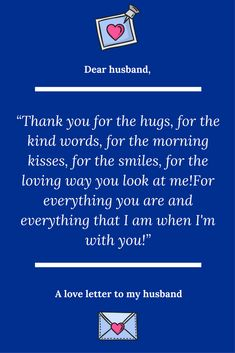 Letter To My Husband  All I Have Is Time