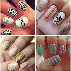 Uñas uñas uñas