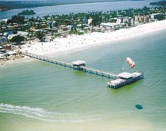 Fort Myers, Florida -- the next best thing to the Caribbean