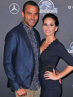 Baby Boy on the Way for Tony Parker