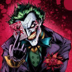 I am Joker! Which Batman Villain Are You?