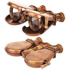 Steampunk Binoculars, Steampunk accessories