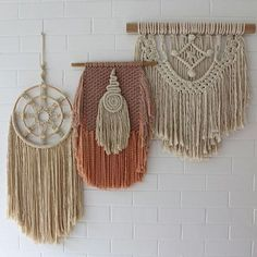 We are over the moon that we have 30k followers, and as a thank-you for your continued love and support we are having a GIVEAWAY! We are giving away a Macrame Wall Hanging of your choice. To enter simply: • Be following @edeneve.macrame • Like this image & Tag @edeneve.macrame • Share this image with the hashtag #edenevemacramewin • Tag a friend on this post The winner will be drawn Friday week the 23rd of June Goodluck & Thank-you xx This giveaway is in no way sponsored, administered, or… Macrame Design, Macrame Art, Macrame Knots, Macrame Wall Hanging Patterns, Macrame Patterns, Weaving Projects, Macrame Projects, Modern Macrame, Weaving Textiles