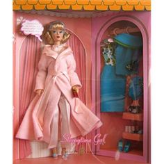 Sleepytime Gal Barbie Collector Doll is a 2006 Mattel production. Limited Edition - ONLY released WORLDWIDE. Comes with Shipper Box direct from Mattel. Stand included for Display. Barbie Collector, The Collector, Barbie Clothes, Barbie Dolls, Doll Toys, Fashion Dolls, Fashion Outfits, Doll Display, Barbie Friends