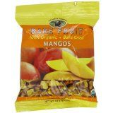 Bare Fruit 100% Organic Bake-Dried Mango Chips, 2.2-Ounce Bags (Pack of 12) (Grocery)By Bare Fruit