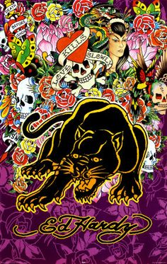 Ed Hardy - Pictures, Images & Photos - PicturesCafe - Page 2