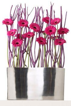 Coloured by Gerbera – Inspiratie, inspiratiebeelden, ideeën, bloemstukjes