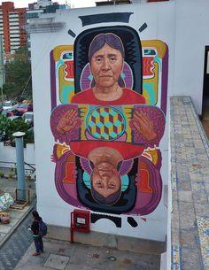 Dar es Recibir by El Decertor in Lima, Perú