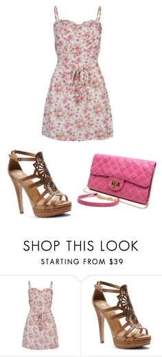 """""""Untitled #1872"""" by ania18018970 ❤ liked on Polyvore featuring Club L and Isolá"""