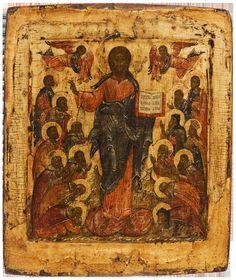 Церковная живопись - История культуры - ИСТОРИЯ И АНТРОПОЛОГИЯ