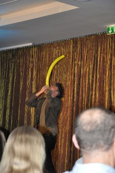 Ben Hyven - Magier Show im Alpine Palace