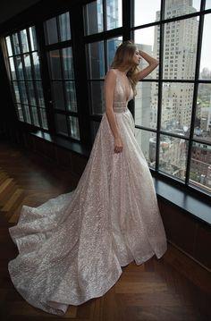 Berta Wedding Dress Collection World Exclusive | Fall Winter 2016 | Magdalena Frackowiak | Bridal Musings Wedding Blog
