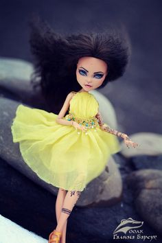 ООАК ♥Monster High♥ / ♥Кукольная миниатюра♥