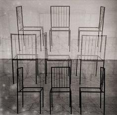 Cadeira Unilabor, São Paulo SP 1954 | Geraldo de Barros fotografia, 2/15 40.00 x 30.10 cm