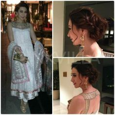 Karisma Kapoor in Anita Dongre: YaY or NaY? | PINKVILLA