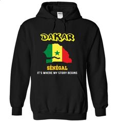 Dakar, Senegal - #pocket tee #oversized sweatshirt. I WANT THIS => https://www.sunfrog.com/LifeStyle/Dakar-Senegal-aiognrxxzk-Black-7285604-Hoodie.html?68278