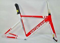 New Specialized Langster Pro 2012 49cm Aero frameset frame Track pista Aluminum