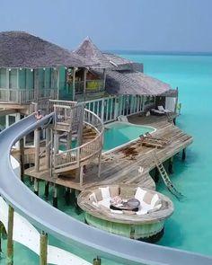 Visit Maldives, Maldives Resort, Maldives Travel, The Maldives, Best Resorts In Maldives, Maldives Beach, Beach Resorts, Beautiful Places To Travel, Beautiful Hotels