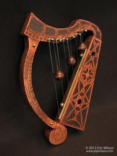 Door harp 4 4900 usd by blackmoonmaine etsy faves bcelticb bpyrographyb door harp brian boru bcelticb by pipenbassceltic publicscrutiny Images