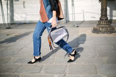 Paris to the moon #moda #fashion #bolsos #bags #cuero #leather #zapatos #shoes #cinturones #belts #marroquineria #leathergoods