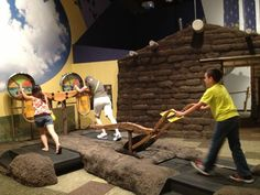 Museum Notes: History Exhibitions for Children