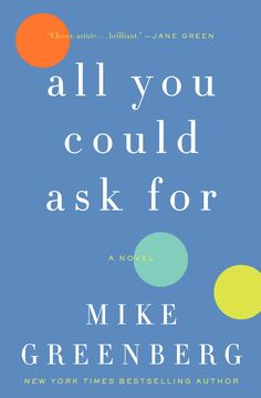 This book, by ESPN radio host Mike Greenberg, follows three privileged women touched by breast cancer.