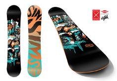 Sims Snowboards - grant coghill