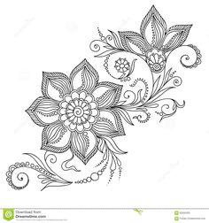 indische patronen tattoo - Google zoeken