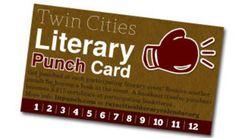 punch card idea for summer reading program