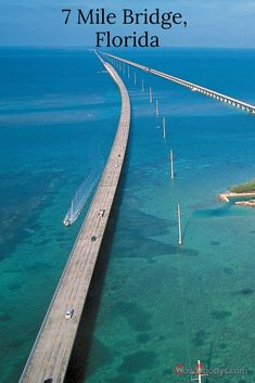 The Seven Mile Bridge is a famous bridge in the Florida Keys, in Monroe County, Florida, United States. It connects Knight's Key (part of the city of Marathon, Florida) in the Middle Keys to Little Duck Key in the Lower Keys. Among the longest bridges in existence when it was built, it is one of the many bridges on US 1 in the Keys, where the road is called the Overseas Highway. #wow #wowwoodys #woodysautomotive #cars #trucks #suvs #carsforsale #trucksforsale #suvsforsale #7milebridge #keywest