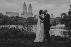 Sun West Studios Wedding, New York City Essex House Wedding; Central Park Wedding Photos, Burberry Wedding Dress; PHOTOGRAPHY Joel + Justyna PLANNER KA Mariage