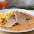 Bratislavské pliecko Thai Red Curry, Food And Drink, Ethnic Recipes, Cooking